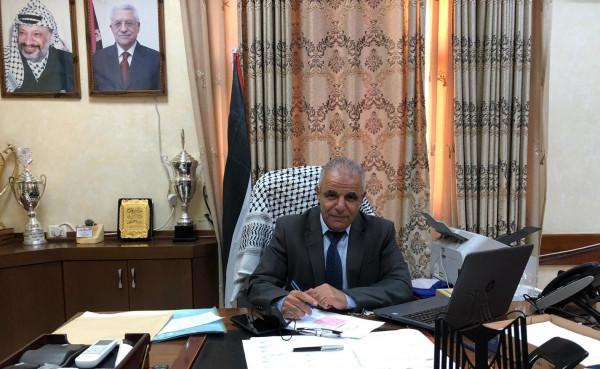 أمين عوّاد يتسلّم مهامه مديرا عاما للتربية والتعليم في محافظة قلقيلية