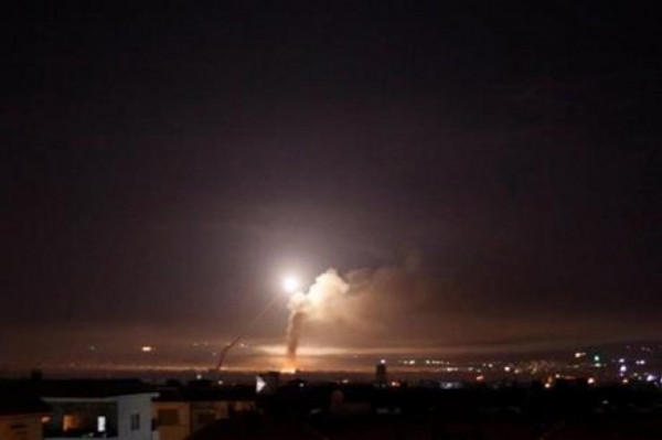 (سانا): عدوان إسرائيلي على إحدى مناطق القنيطرة دون وقوع خسائر