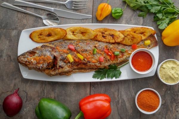 طريقة تحضير أشهى وصفة للسمك بالحشوة الحارة