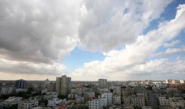 تعرف على حالة الطقس في فلسطين