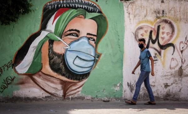 7 وفيات و404 إصابة جديدة بفيروس (كورونا) في قطاع غزة