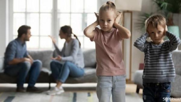 تعرفي على الأثر السيئ للخلافات الزوجية على أطفالك