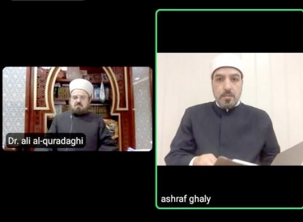 """""""علماء فلسطين"""" تشارك بمؤتمر علماء الأمة الدولي: خطاب العلماء للمرابطين في الأقصى"""