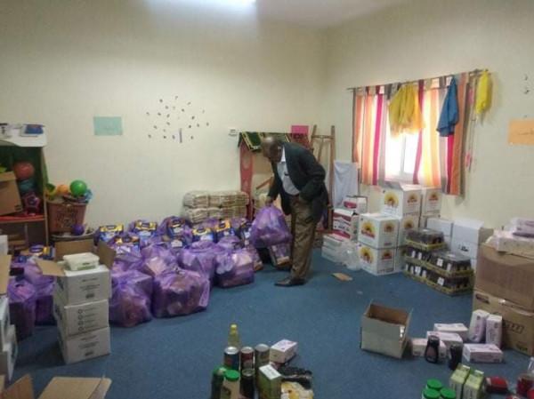 أريحا: الإسراء تباشر بتوزيع كسوة العيد على المحتاجين