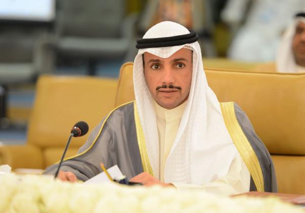 الغانم يتقدم بطلب عقد جلسة طارئة للاتحاد البرلماني العربي بشأن الأحداث في القدس
