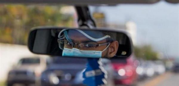الداخلية بغزة تتحدث عن قرار جديد يتعلق بمخالفي ارتداء الكمامة بالمركبات