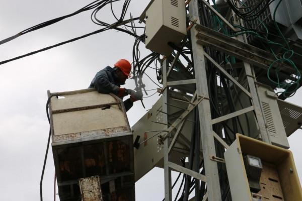 كهرباء غزة: إصلاح عطل أصاب خطوط الضغط العالي شمال قطاع غزة