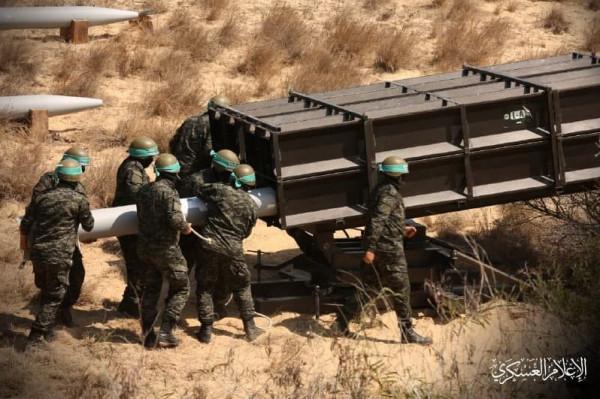 كتائب القسام تكشف تفاصيل الصواريخ التي قصفت بها مستوطنات القدس