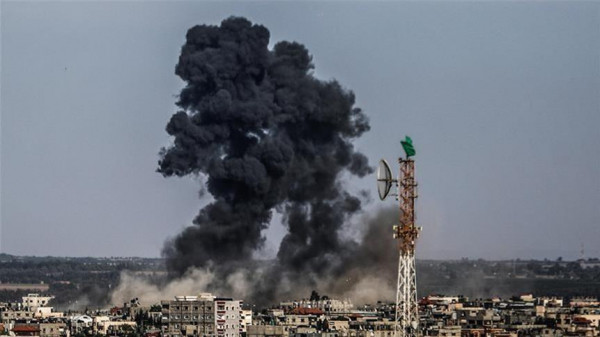 أبو الغيط: القصف الجوي الإسرائيلي على قطاع غزة استعراضًا بائسًا للقوة