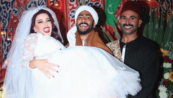محمد رمضان يرد على خبر انفصاله عن زوجته