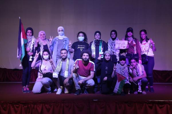 ثقافة وفن : مسرح إسطنبولي ينظم وقفة تضامنية مع فلسطين
