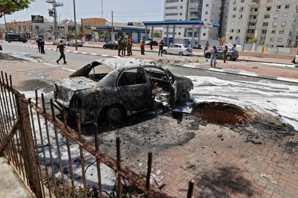 جيش الاحتلال: أكثر من 1000 صاروخ أطلقت من قطاع غزة حتى الآن