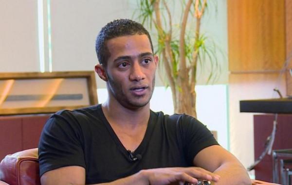 محمد رمضان يقرر التبرع لجمعية الهلال الأحمر الفلسطيني