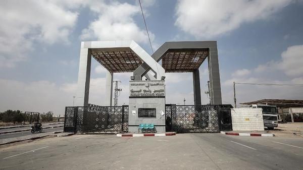 """تنويه من """"الداخلية"""" بغزة بخصوص عمل معبر رفح خلال إجازة عيد الفطر"""