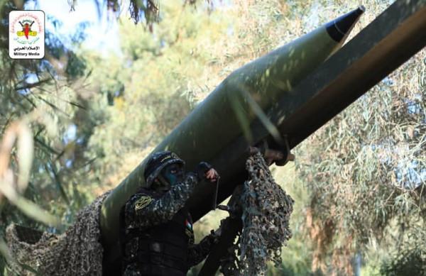 شاهد: إصابة سبعة إسرائيليين في سديروت برشقات صواريخ المقاومة