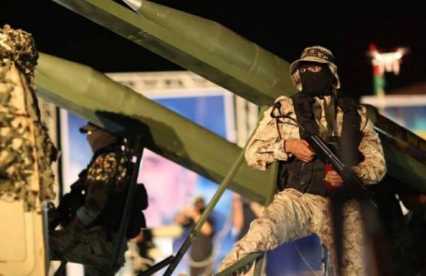المقاومة تطلق رشقات صاروخية تجاه عسقلان وأسدود في تمام التاسعة