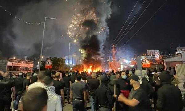 الشرطة الإسرائيلية تشن حملة اعتقالات داخل أراضي 48