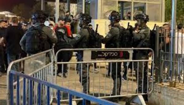 تصاعد توتر الأحداث في عدة مدن فلسطينية محتلة
