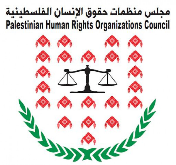 مجلس منظمات حقوق الانسان يطالب المجتمع الدولي بحماية المدنيين بغزة