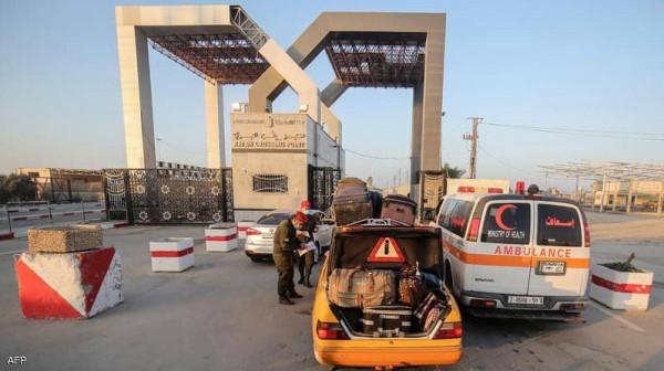 مصر تفتح معبر رفح لنقل مصابي العدوان بغزة للعلاج في مستشفياتها