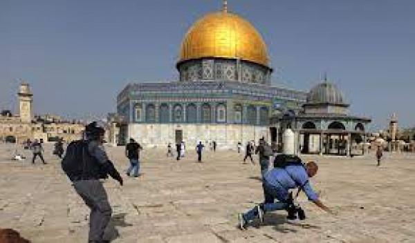 منظمة تحذر من حرب عرقية بين العرب واليهود داخل إسرائيل