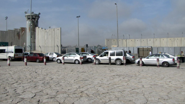 إطلاق نار تجاه قوات الاحتلال الإسرائيلي على حاجز قلنديا شمال القدس