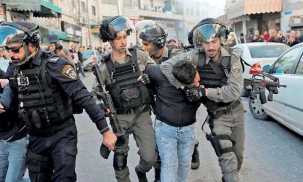 هيئة الأسرى: تشكيل طاقم قانوني تطوعي يضم 42 محامياً لمتابعة الاعتقالات في القدس