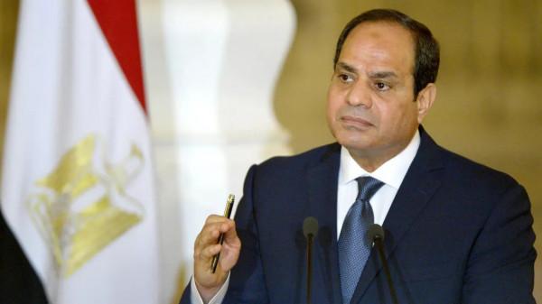 السيسي: يجب وقف العنف والقتل في غزة ومصر تبذل جهوداً بهذا الإطار