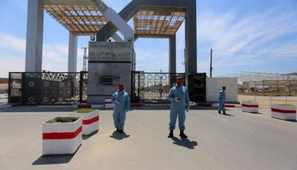 الداخلية بغزة تعلن مواعيد فحص (كوورنا) للمسافرين عبر معبر رفح