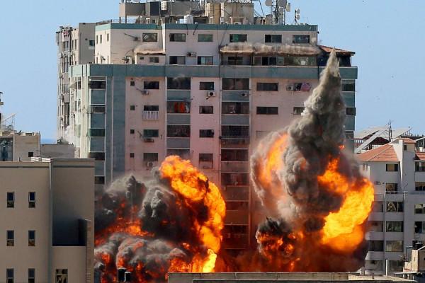 (حماية) يدعو المدعية العامة للمحكمة الجنائية الدولية للتحقيق في جريمة قتل المدنيين بغزة