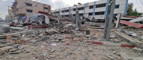 قطاع التعليم بشبكة المنظمات الأهلية: الأطفال والتعليم في غزة تحت النار