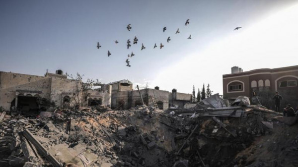 الغرفة التجارية في غزة: الوضع ينذر بكارثة ونطالب بهدنة إنسانية عاجلة