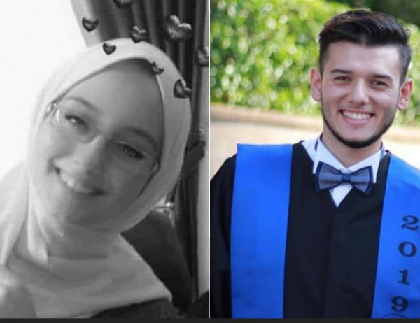 (شيماء وأنس) قصة حب فلسطينية دُفنت أسفل الأنقاض