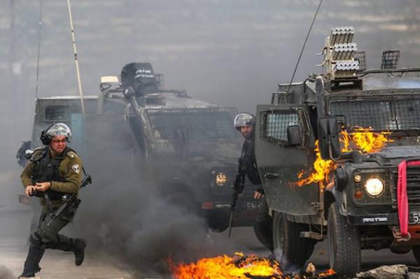 ثلاثة شهداء خلال المواجهات مع قوات الاحتلال في رام الله