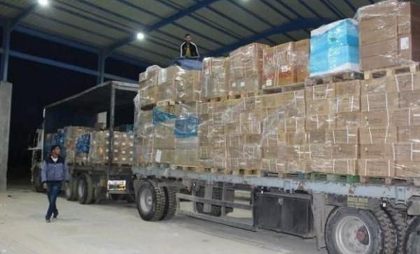"""مصدر لـ""""دنيا الوطن"""": الاحتلال رفض ادخال قافلة أدوية أرسلتها الحكومة لغزة ومساعٍ لإدخالها غداً"""
