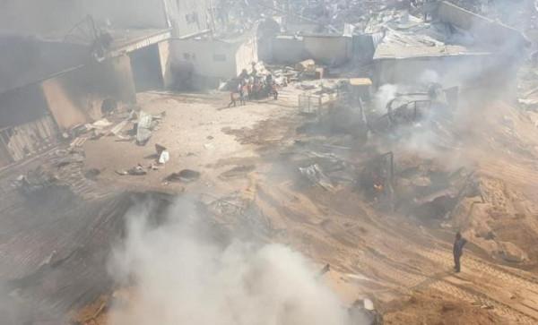 تقرير: الاحتلال يقصف المدنيين في غزة بقذائف تحمل غازات سامة.. وكيف يتم التعامل معها؟