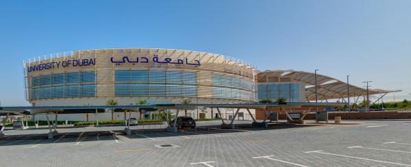 طلبة كلية الهندسة في جامعة دبي يحققن مراكز متقدمة في مسابقة دبي للمستقبل
