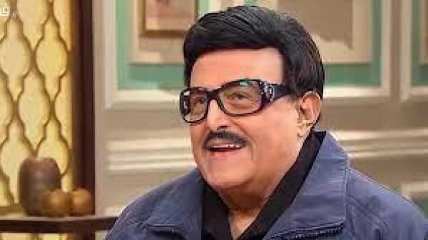 اعلان وفاة الفنان المصري سمير غانم بشكل رسمي