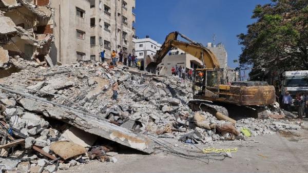وزير الخارجية المصري: إعادة إعمار غزة ستستمر بالتنسيق مع السلطة الفلسطينية والأشقاء بالقطاع