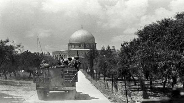 """54 عامًا على """"نكسة"""" فلسطين"""