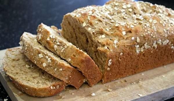 طريقة تحضير خبز الشوفان بالزبادي