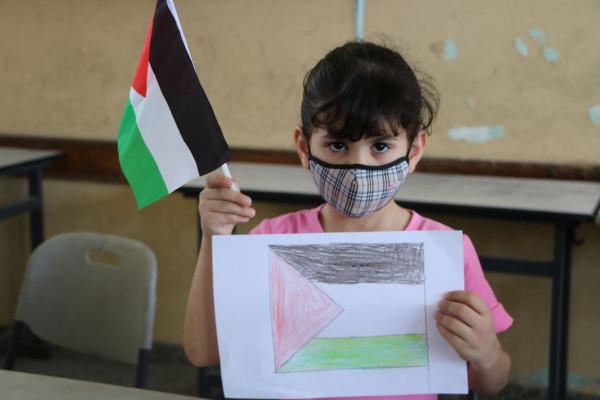 غزة: انطلاق مخيمات القدس في العيون بمديرية التربية والتعليم بالوسطى