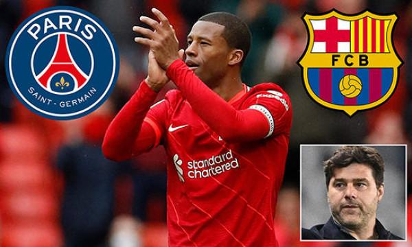 باريس يخطف لاعبًا ثانيًا من برشلونة