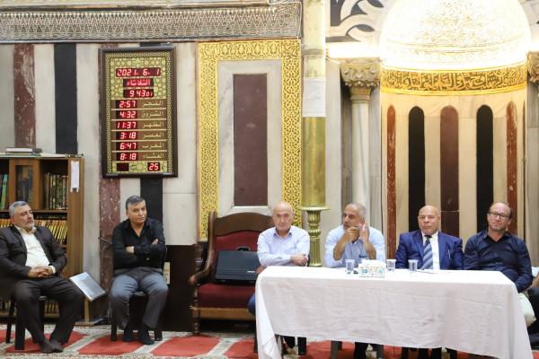 أوقاف الخليل: الاحتلال منع رفع الاذان 250 وقتا من بداية السنة وحتى نهاية أيار