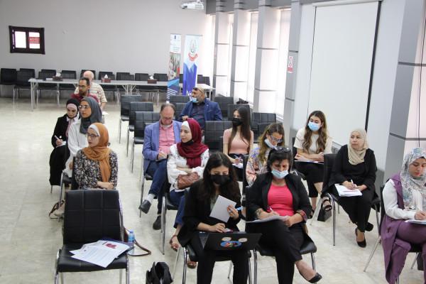 غرفة تجارة نابلس تعقد ورشة تعريفية حول المِنَح الفرعية