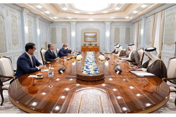 قطر وأوزباكستان يبحثان زيادة الاستثمار بين البلدين