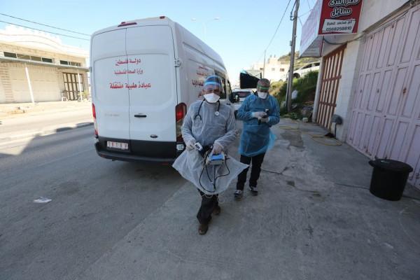 فلسطين: 4 وفيات و210 إصابات جديدة بفيروس (كورونا) خلال 24 ساعة الماضية