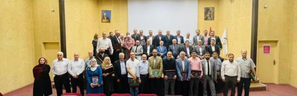 ملتقى رجال الأعمال يُكرم الباحثين المتميزين