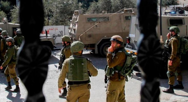 مواجهات مع الاحتلال خلال حملة دهم واعتقال في الضفة