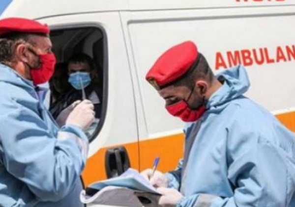 الصحة بغزة تنشر الخارطة الوبائية لفيروس (كورونا) بمحافظات القطاع